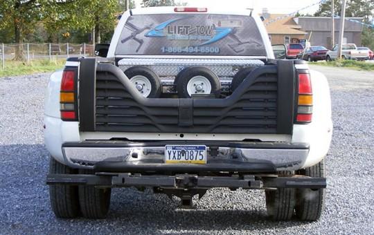 3eb394abba19 Self-Loading Wheel Lift - Self-Loader - Z Series Fully Hydraulic ...