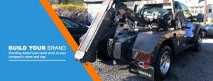 build your repo towing brand