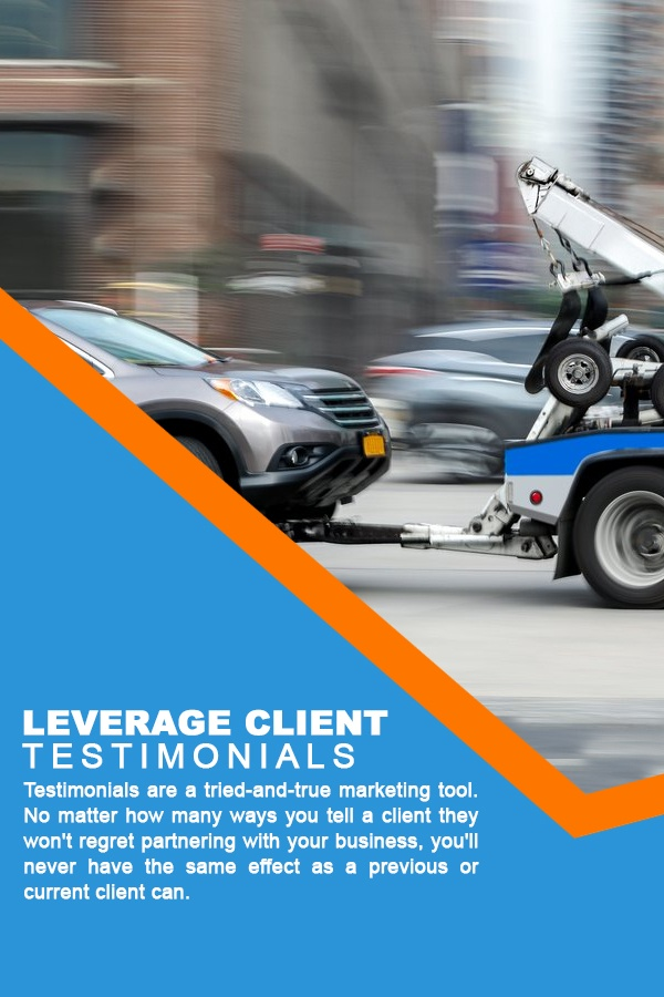 leverage repo client testimonials