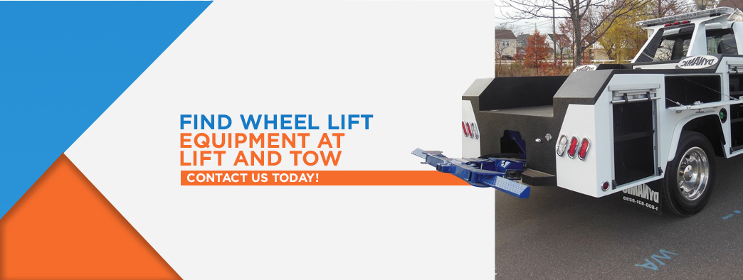 Find the best repo wheel lifts at Lift and Tow
