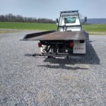 Professional tow truck models can have our lift system installed