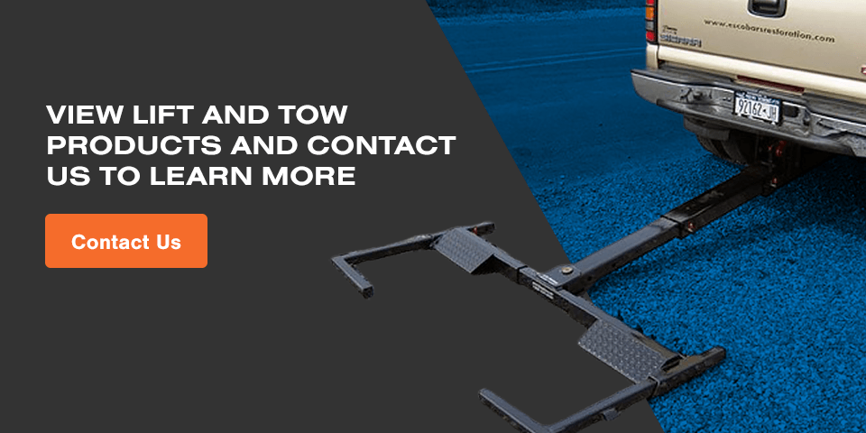 View Lift and Tow Products and Contact Us to Learn More