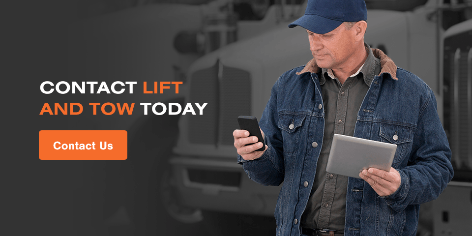 Contact Lift and Tow Today