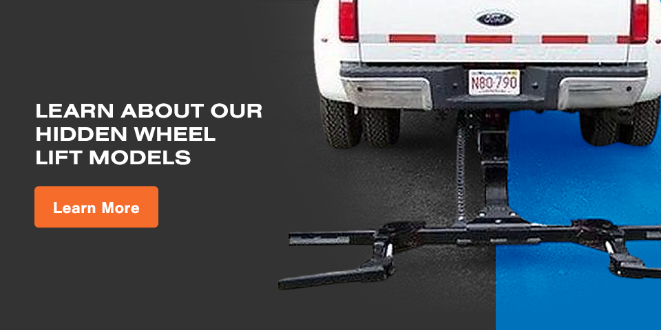 Learn About Our Hidden Wheel Lift Models